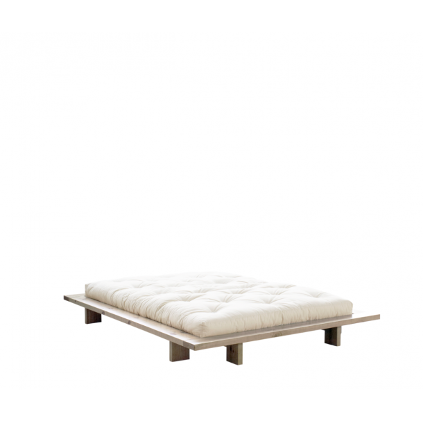 Karup Design - Japan Bed 160 - Sengeramme natur stel
