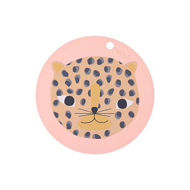 OYOY - Snow Leopard placemat - Dækkeserviet