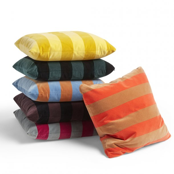 HAY - Soft Stripe Cushion - Pude
