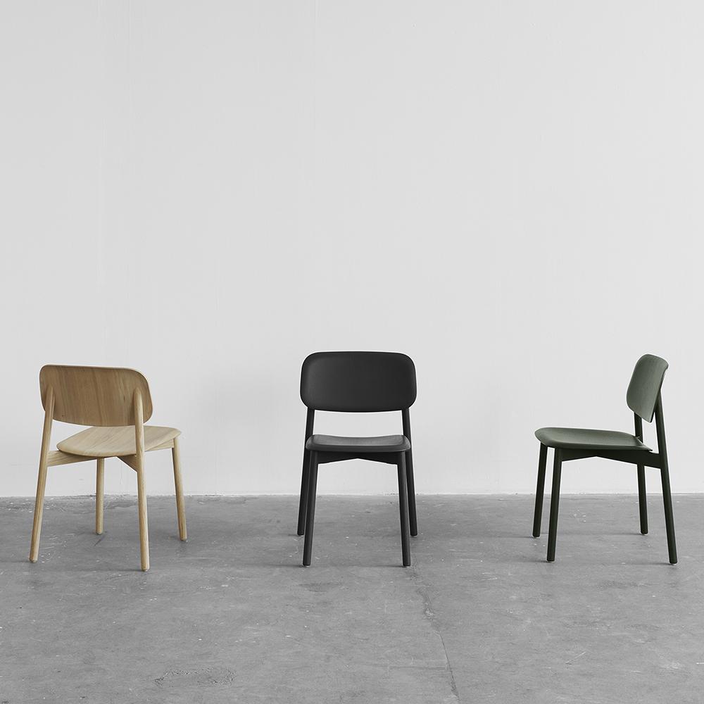 HAY Soft Edge 12 Chair | Stol Hay Designdelicatessen