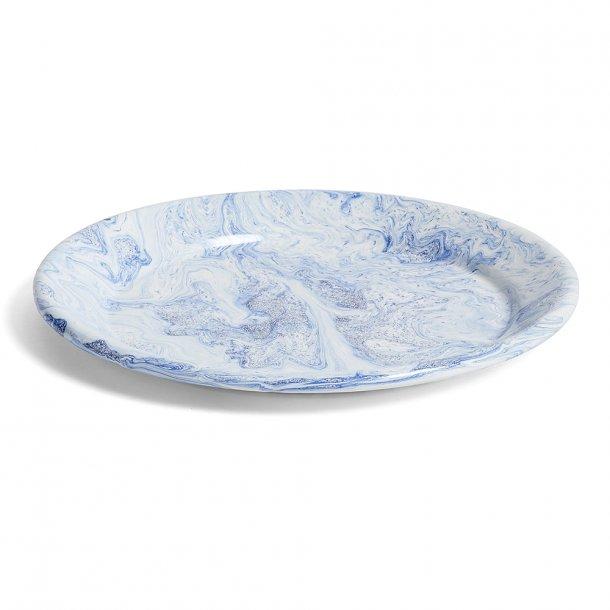 HAY - Soft Ice Dinner Plate | Middagstallerken