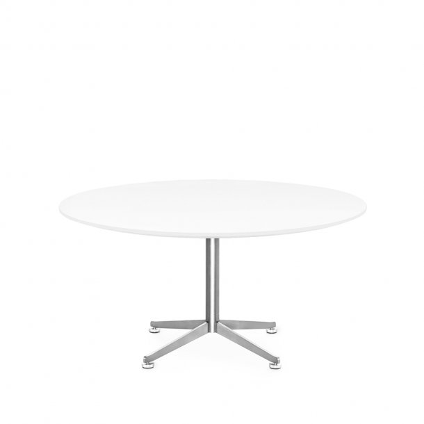 Paustian - Spinal Table Sofabord, Ø110 cm (SP 15 M) | Krom stel