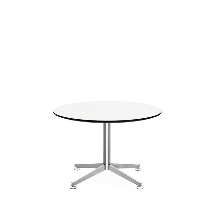Paustian - Spinal Table Sofabord, Ø70 cm (SP 7 M) | Krom stel