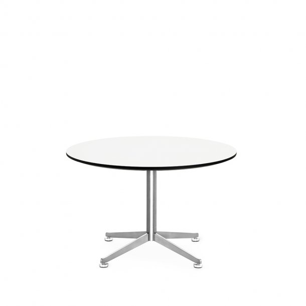 Paustian - Spinal Table Sofabord, Ø80 cm (SP 10 M)   Krom stel