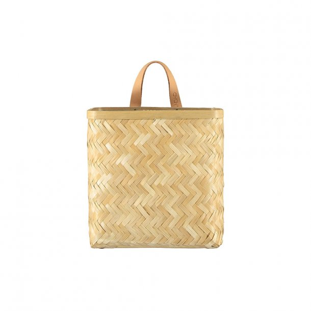 OYOY - Sporta Wall Basket | Nature