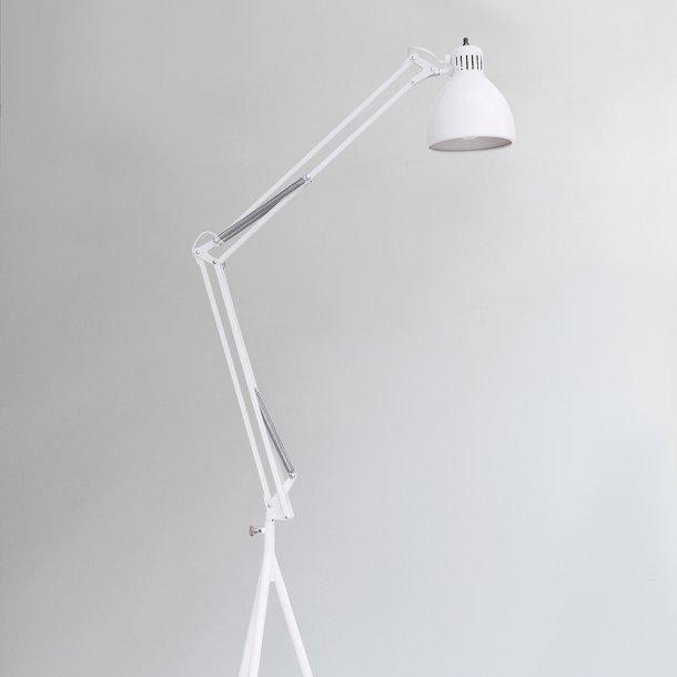 Moebe - Stand Lamp - Hvit