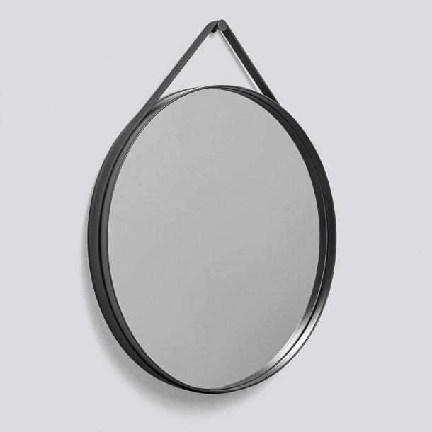 HAY - Strap Mirror Ø70