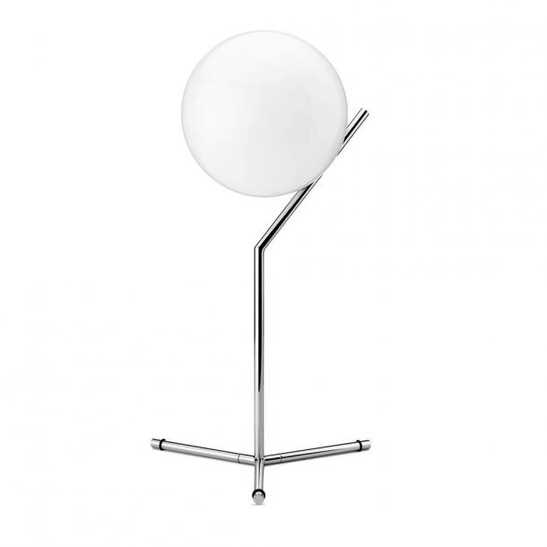 Flos - IC light T1 high - Bordlampe - høj - krom