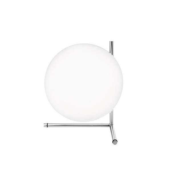 Flos - IC light T2 - Bordlampe - krom