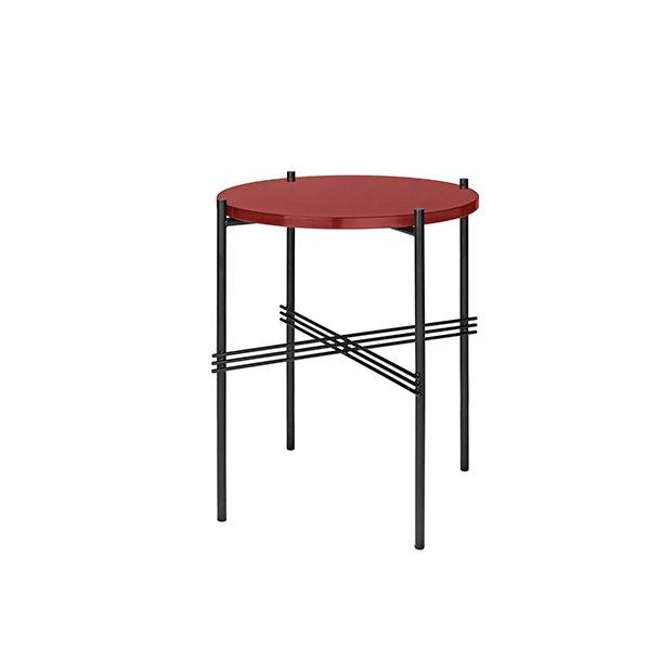 Gubi Gamfratesi TS Table Sortglas Sofabord Ø105