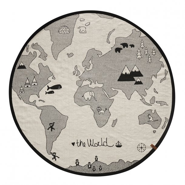 OYOY - The World Rug - Spielteppich
