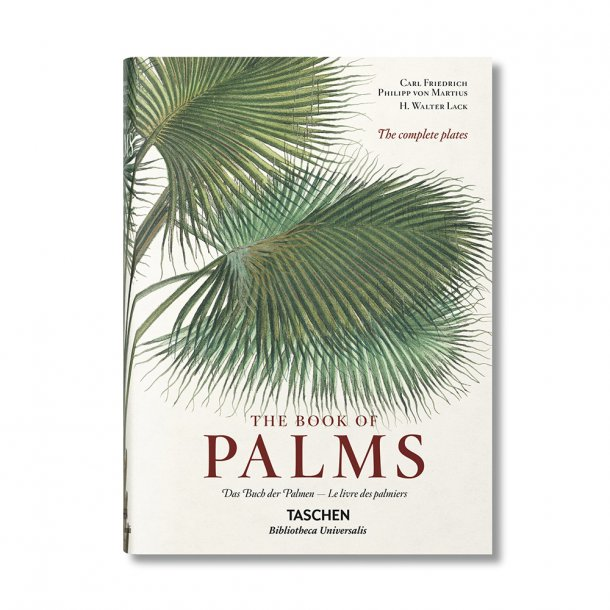 New Mags - The Book of Palms - Book