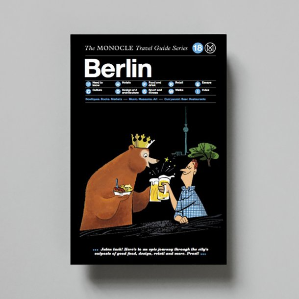 The Monocle - Travel Guide - Berlin