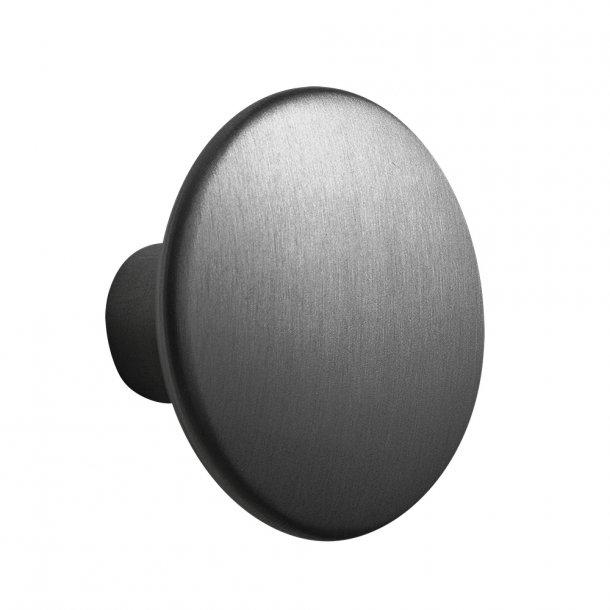 OUTLET - Muuto - The Dots Enkeltvis Metal - Sort stål*