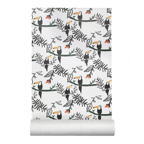 Nofred - Kids Wallpaper Toucan