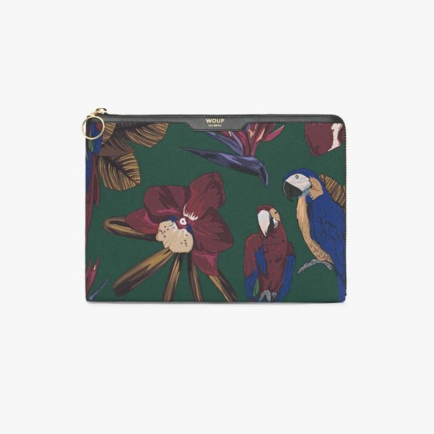 Wouf - Tropical Night - Ipad Sleeve