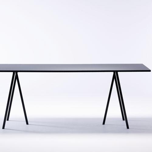 Loop Stand High Tisch