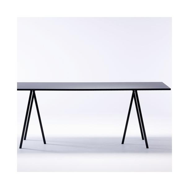 HAY - Loop Stand Table 250cm | High