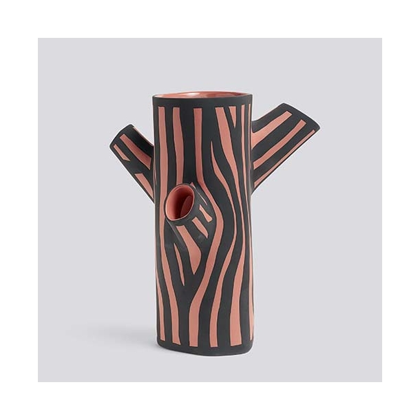 Hay - Tree Trunk - Vase