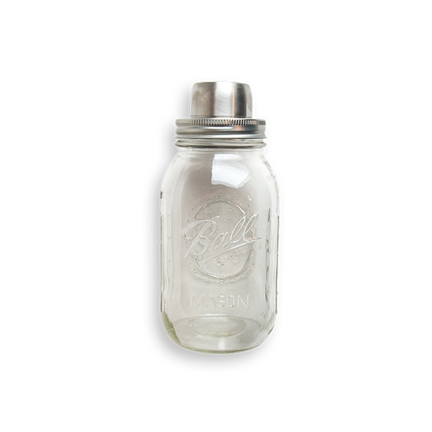 Men's Society - Mason Cocktail Shaker