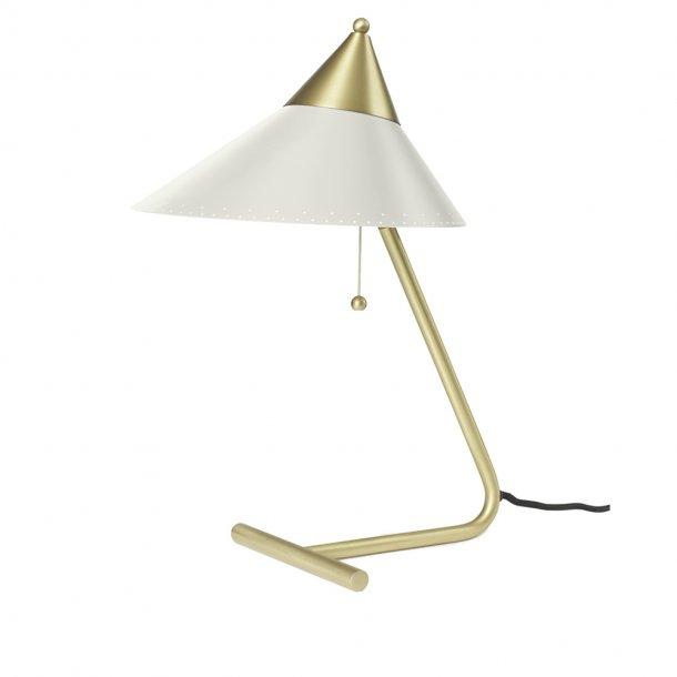 WARM NORDIC - Brass Top bordlampe