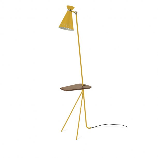 WARM NORDIC - Cone gulvlampe med bord