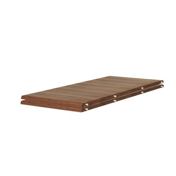 WARM NORDIC - Evermore Spisebord | 190 cm, Tillægsplader