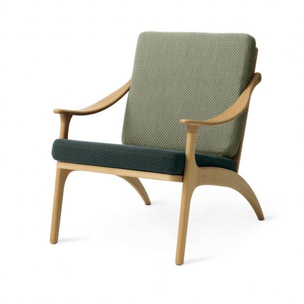 Warm Nordic - Lean Back Loungestol   Eg, Tekstil
