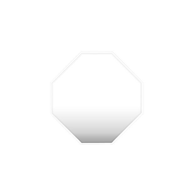 Novel Cabinet Makers - Reflection - Edged Circle - Spejl