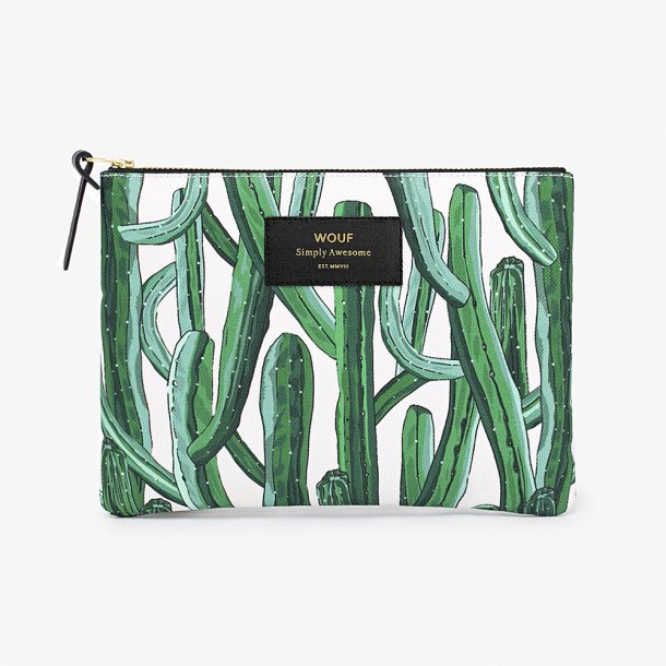 Wouf - Wild Cactus - Pouch