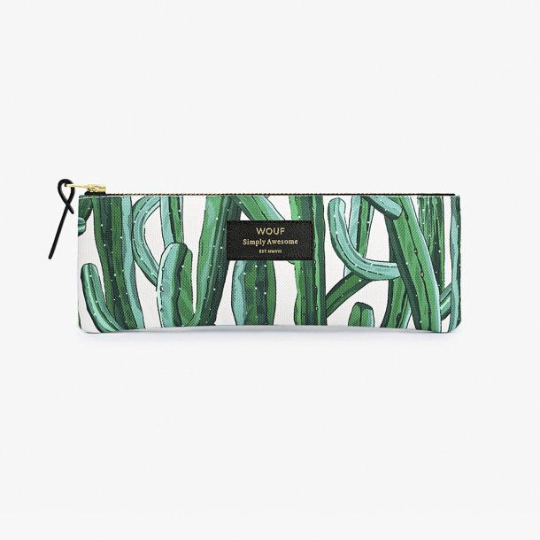 Wouf - Wild Cactus - Pencil case