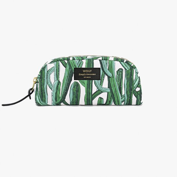 Wouf - Beauty | Wild Cactus | Toilet bag