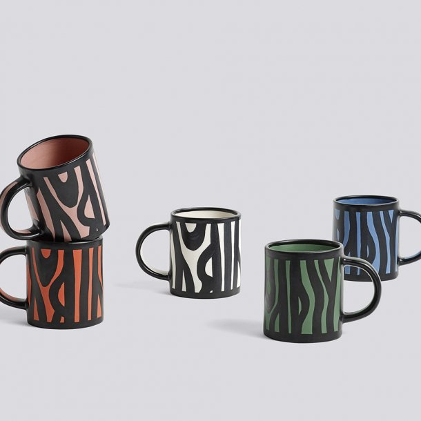 HAY - Wood Mug - Krus