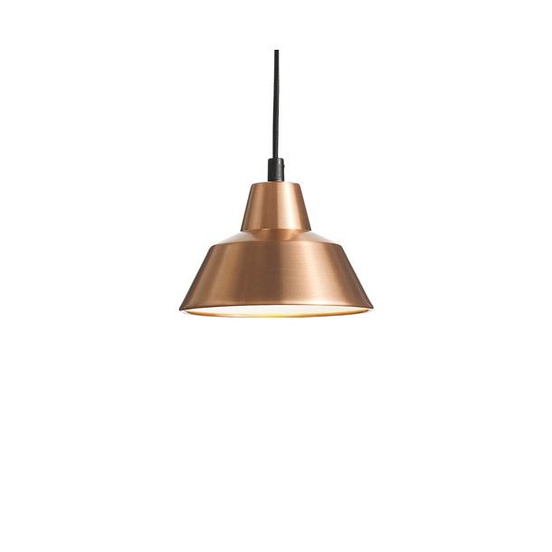 Made by Hand - W1 - Workshop lampe - Kobber/Hvit