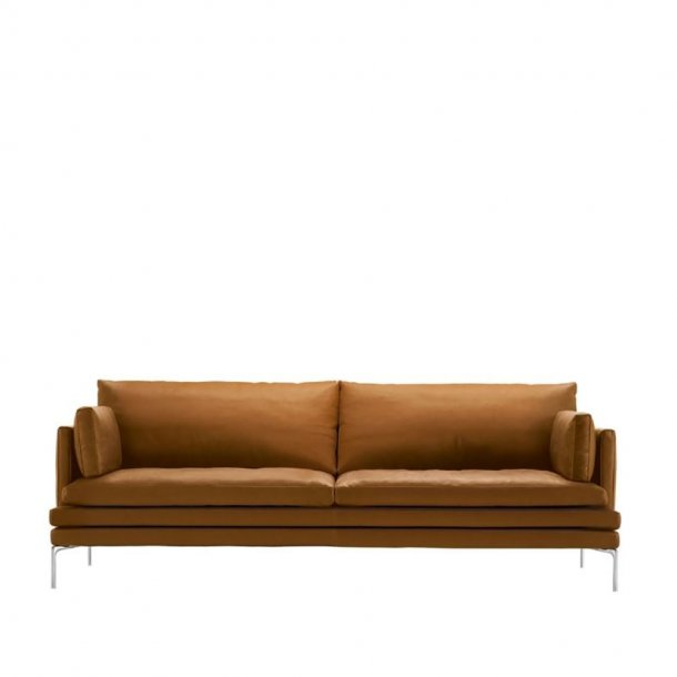 Zanotta - WILLIAM Sofa 1330 | 2½ pers. | Læder