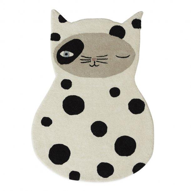 OYOY - Zorro Cat Rug - Tæppe