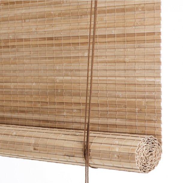 Color & Co - Rullegardin   Brun Bambus