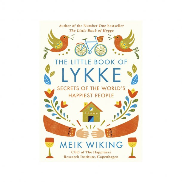 New Mags - The Little Book of Lykke