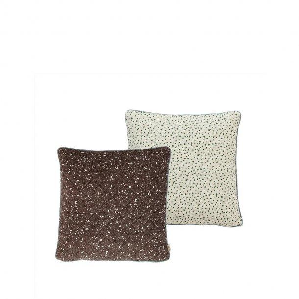 OYOY - Quilted Aya Cushion | Cushion