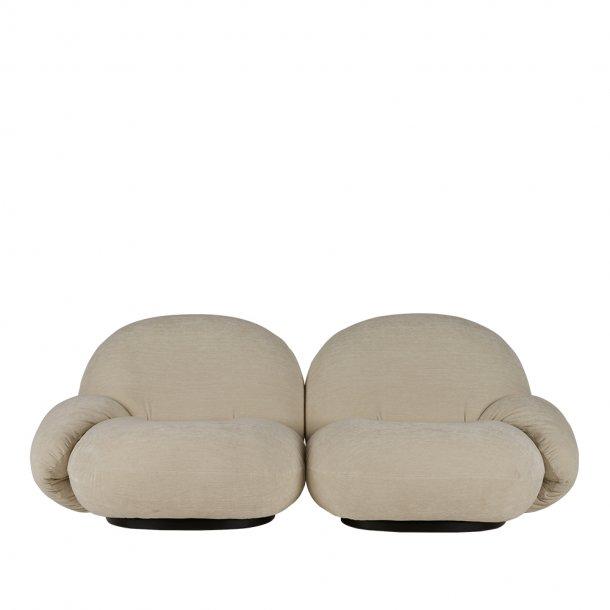 Gubi - Pacha Sofa | 2-seater | With armrest