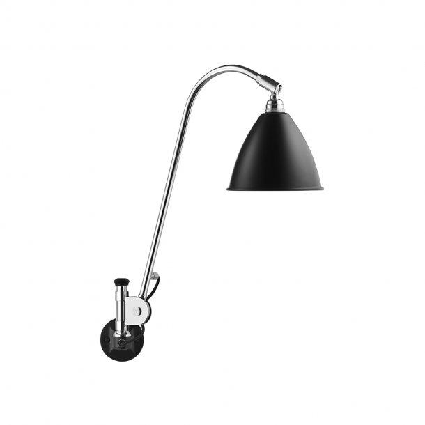 Gubi - Bestlite BL6 væglampe | Krom