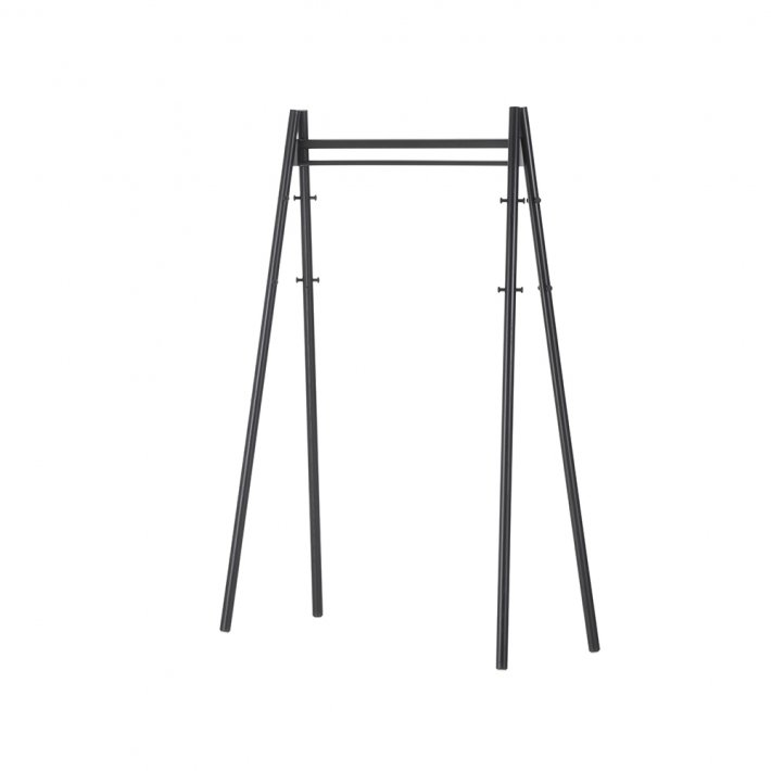 Artek - Kiila Coat Rack | Black lacquered