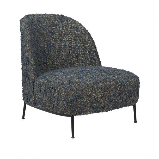 Gubi - Sejour Loungechair | Fully Upholstered