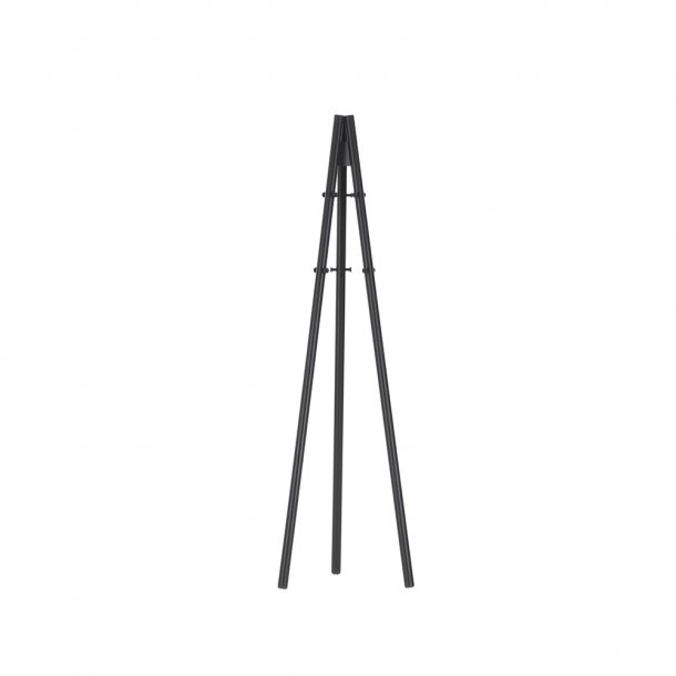 Artek - Kiila Coat Stand | Black lacquered