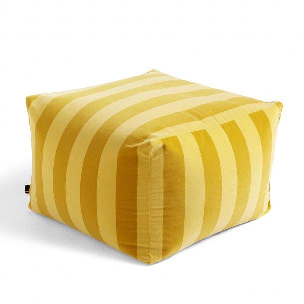 Hay - Pouf Soft Stripe