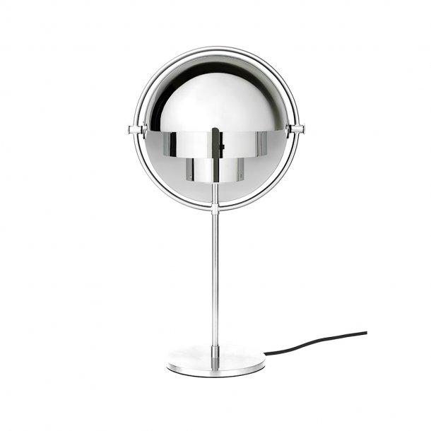 Gubi - Multi-Lite Table Lamp | Chrome base