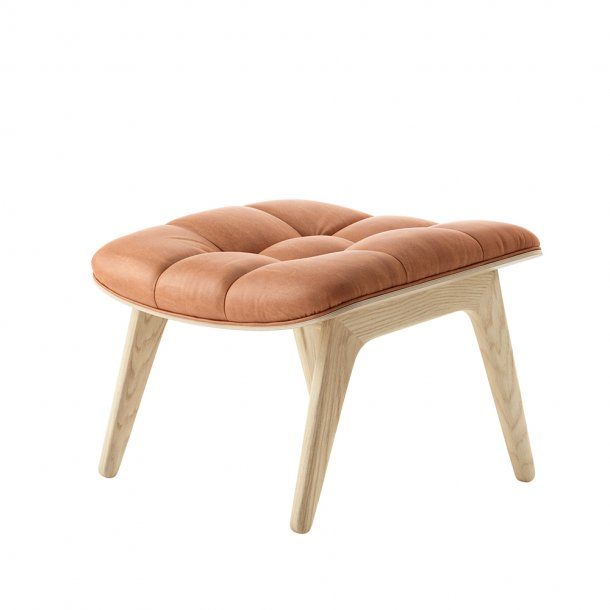 NORR11 - Mammoth Ottoman | Vintage Leather