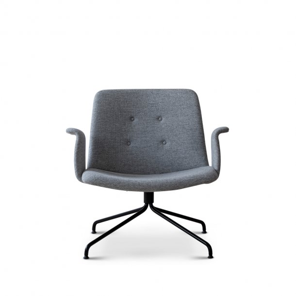 Bent Hansen - Primum Lounge Chair m. armlæn