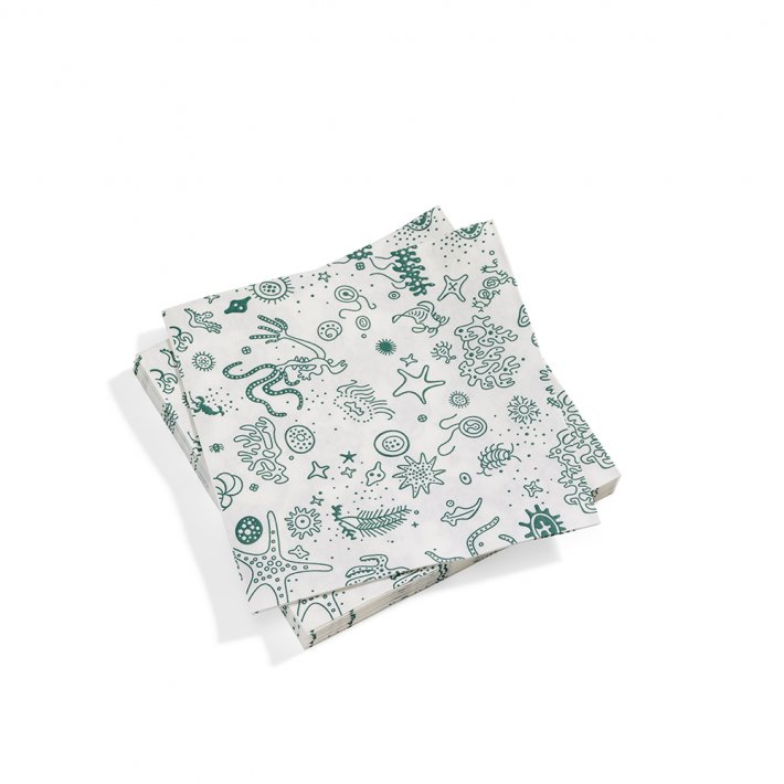 Vitra - Sea Things | Paper Napkin