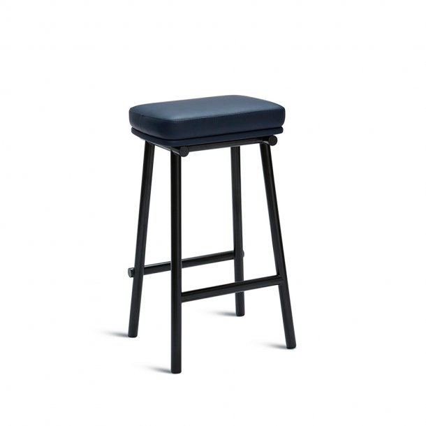 PLEASE WAIT to be SEATED - Tubby Tube   Upholstery   Counter stool